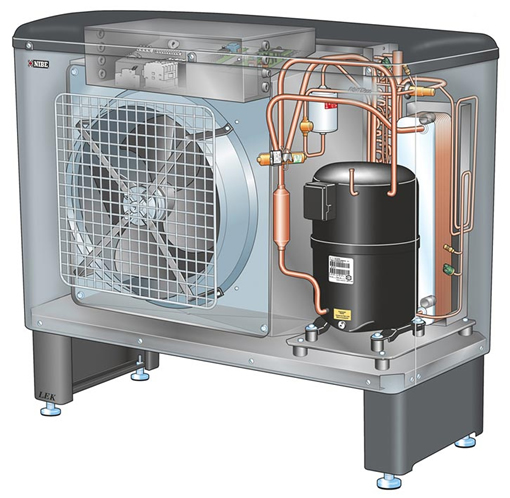 Air Source Heat Pump Leads in Scotland, England and Wales
